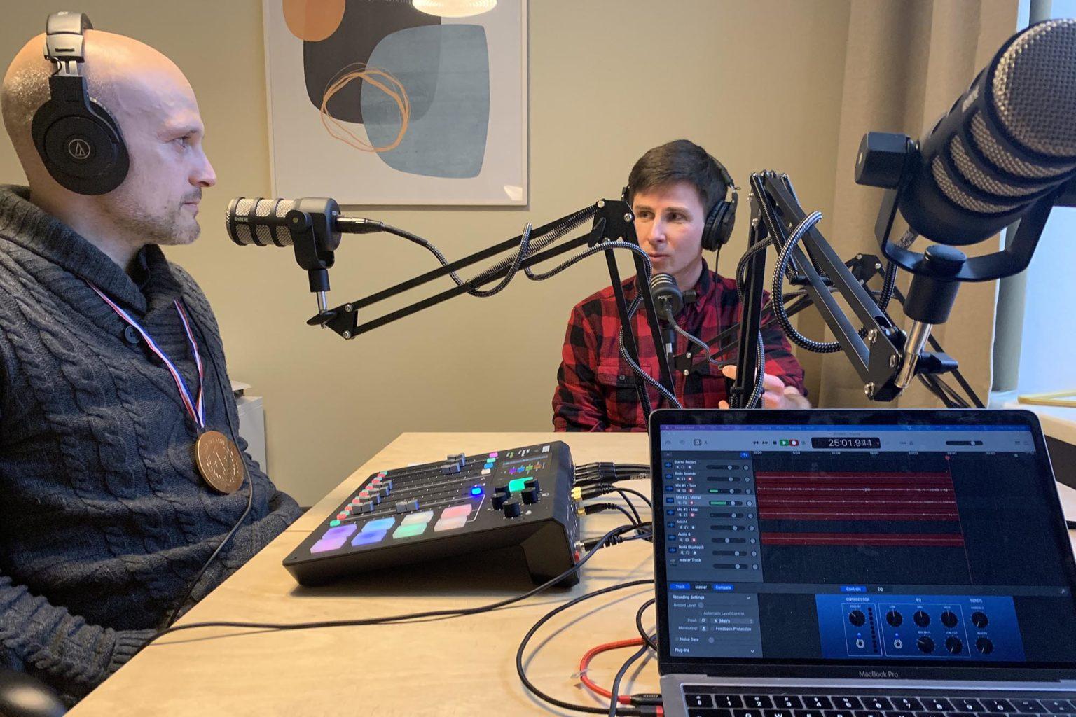 Krakow Podcast Studio