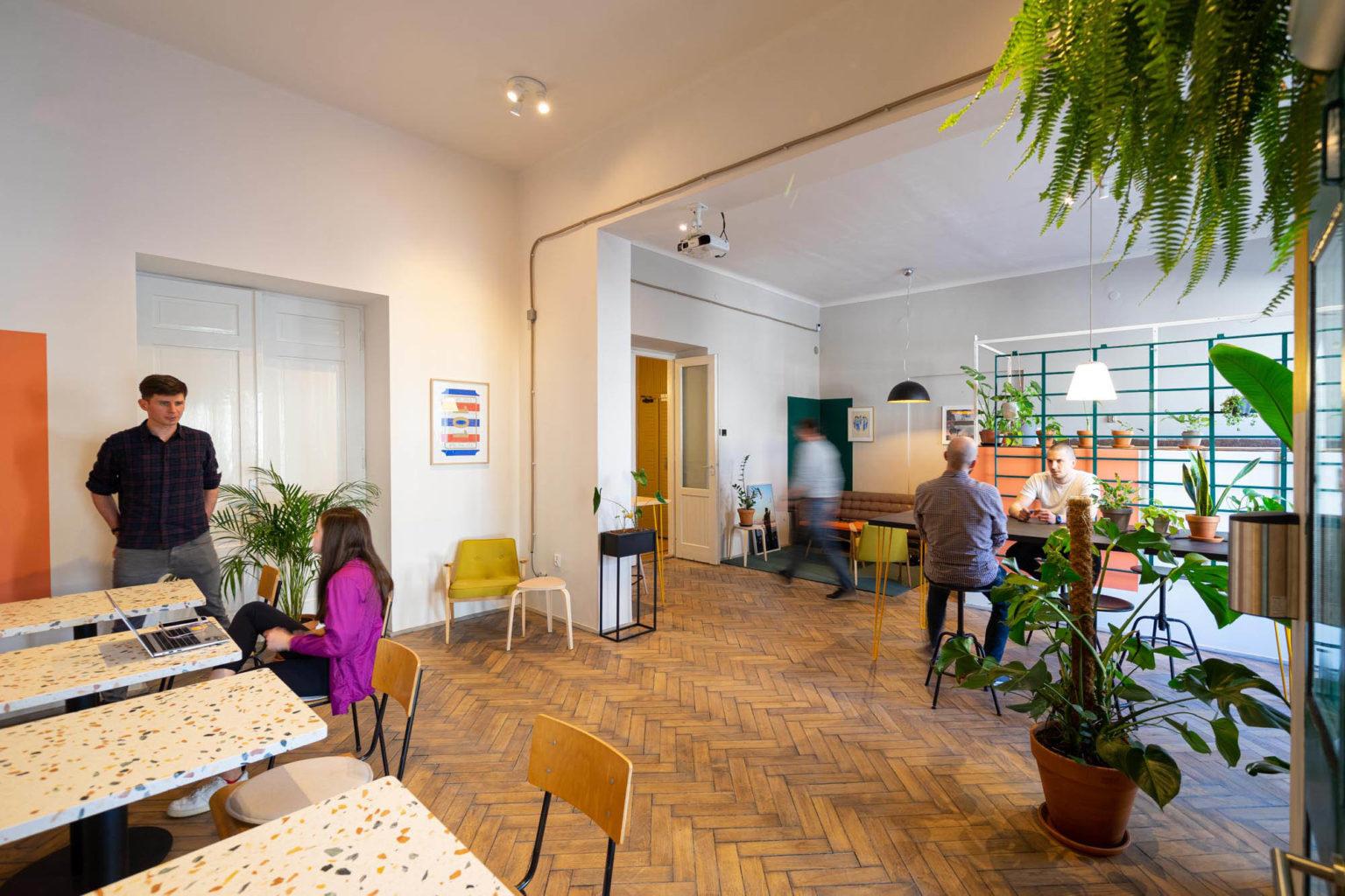 Cafe Coworking Krakow